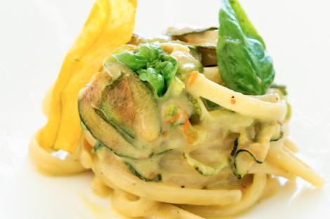 Spaghetti alla Nerano, sinfonia di provolone e zucchine - https://t.co/3PnmmZSl7d #blogsicilianotizie