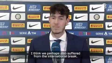 🎙️ | ENTREVISTA  Esto fue lo que dijo Alessandro Bastoni sobre la actuación de los nerazzurri al finalizar el Inter-Torino 👇