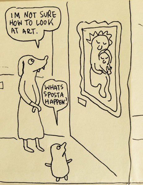 crying over this lynda barry comic again