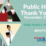 Image for the Tweet beginning: To the public health workforce: