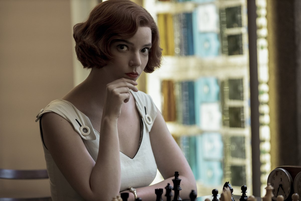 A record-setting 62 million households chose to watch The Queen's Gambit in its first 28 days, making it Netflix's biggest scripted limited series to date.
