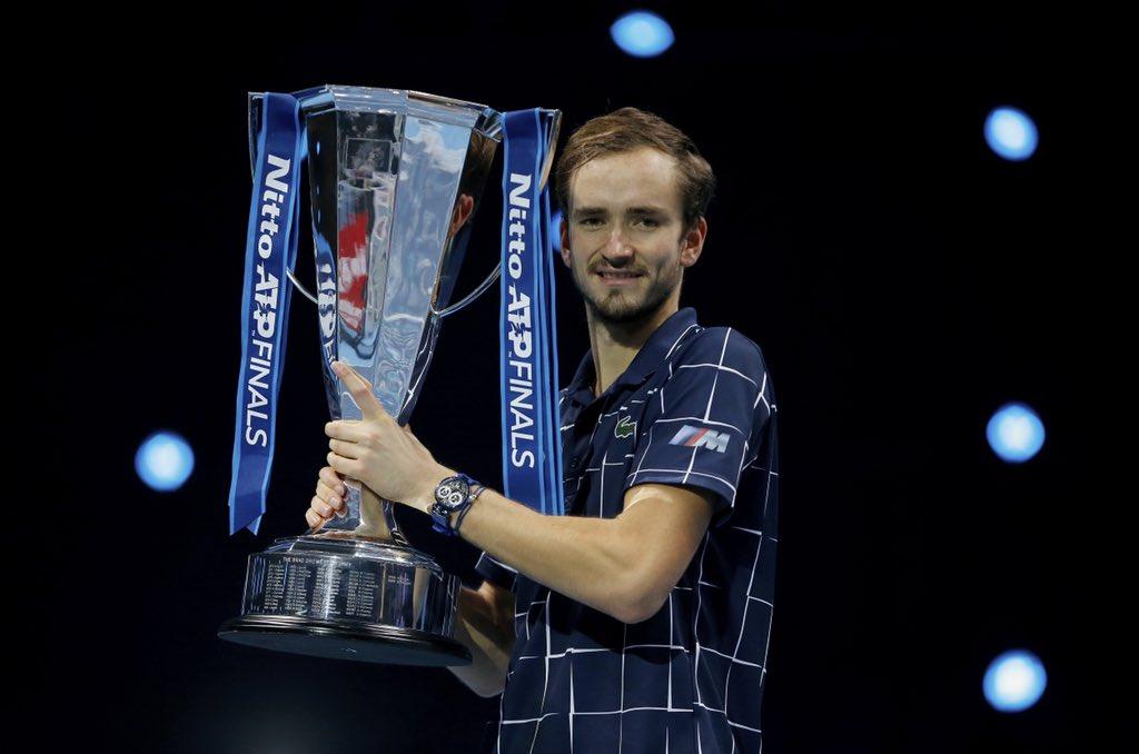 🎙💬 «This is my biggest victory on the ATP circuit. It's fantastic. It's memories for a lifetime»  @DaniilMedwed | #FightSmart (via @atptour) https://t.co/ciQP3x0VLh