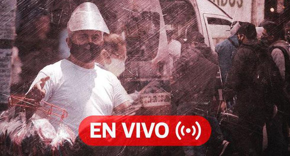 Coronavirus Perú EN VIVO | Cifras y noticias en el día 252 del estado de emergencia, hoy domingo 22 de noviembre - El Comercio Perú https://t.co/ldOkqFXrnA #Coronavirus #Covid19 #MinisteriodeSalud #Minsa #PilarMazzetti https://t.co/JWwO50pdRy