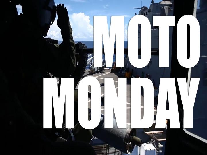 Moto Monday Get fired up with #MondayMotivation for giving thanks this week.