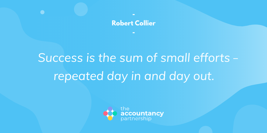 The formula for success is easy! 👏 #MondayMotivation