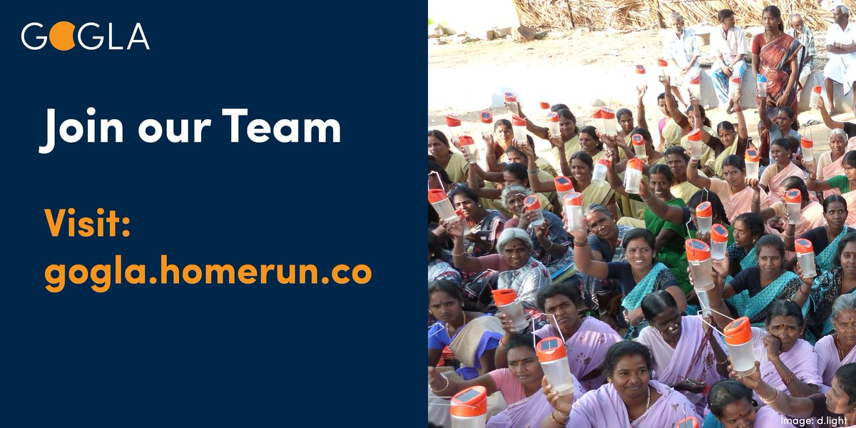 Looking for an impactful career in the #offgridsolar sector? If so, come join our passionate & international team. We're #hiring for:  🔹 Market Insights and Data Manager 🔹 Membership Administration Assistant  Visit our careers page for more information: