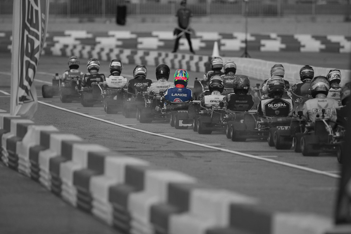 Be the one that stands out...  #MondayMotivation #LukeLangeRacing