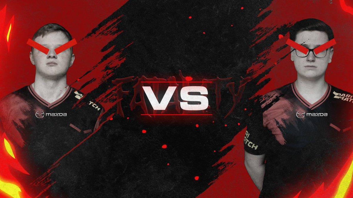 ProbLeM VS JIaYm Кто из парней будет MVP сегодняшнего матча? 🧐 https://t.co/UrV90uZUYe