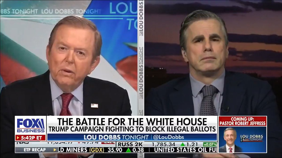 """Image for the Tweet beginning: .@TomFitton: """"Anyone Who Says There's"""