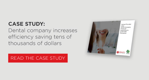 Another great case study, learn why #dental provider The Smile implemented Gravity Software's #Business #Financials   #MondayMotivation #Smile #LocalBusiness #AccountingTechnology #CloudComputing #Online #Mobility #CFO #Operational #RealTime #Insights #SMBs