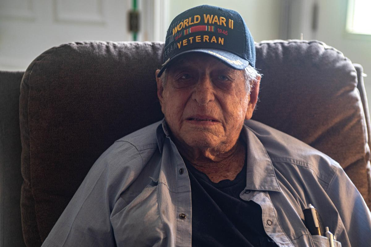 WWII draft changed course of man's life  #VeteransDay2020