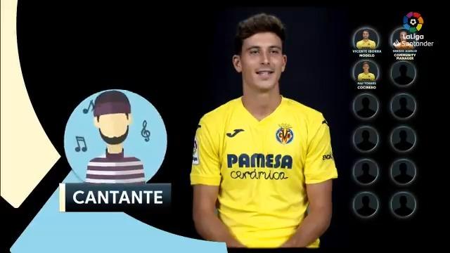 ¿En qué profesiones ve @pauttorres a sus compañeros del @VillarrealCF? 😏