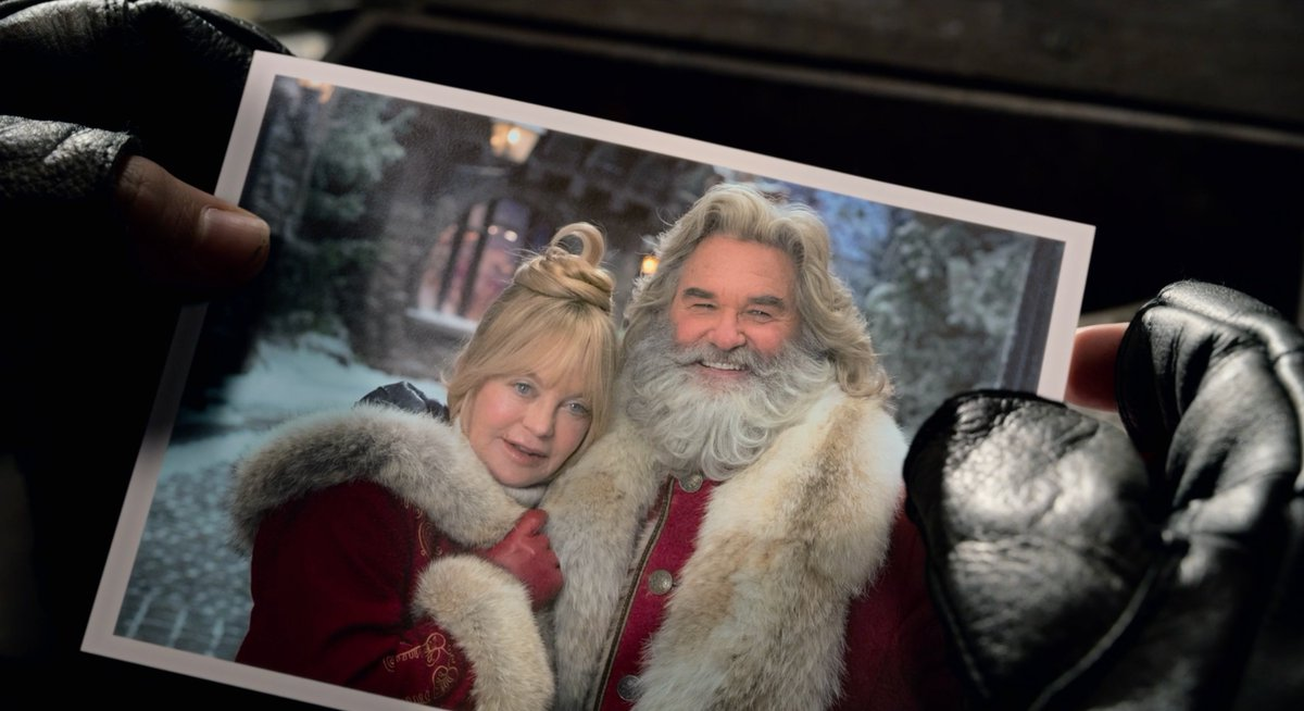 Christmas might not be coming early but The Christmas Chronicles: Part Two premieres in two days!   And if you're the kind of person who has trouble waiting to open your presents, you can watch the movie's opening scene right now