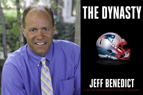 Hey @Patriots Fans! @authorjeff is stopping by our store to sign/personalize copies of his bestseller, THE DYNASTY, the definitive inside story of #PatriotsNation. An inscribed book makes a great gift! Order yours on or before December 2nd to be signed: