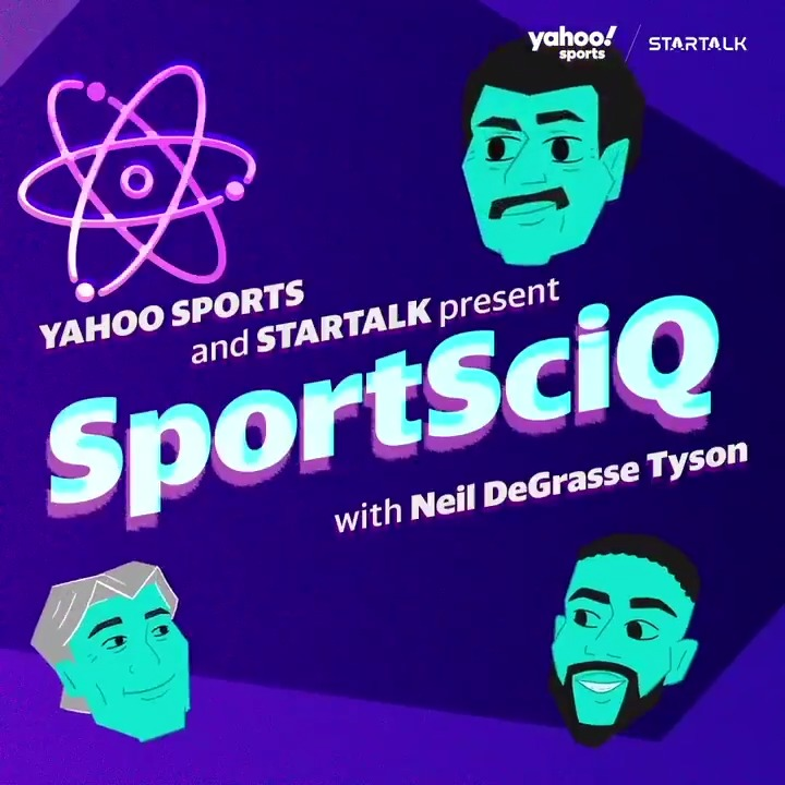 Did your team's game-winning kick bounce in off the upright? You might have the Earth's rotation to thank.  @neiltyson, @chucknicecomic, and Gary O'Reilly discuss the physics of field goals in today's #SportSciQ with @YahooSports.