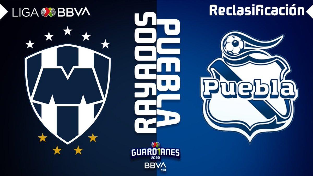 Resumen y Goles | Monterrey vs Puebla | Liga BBVA MX - Guardianes 2020 - Reclasificación  📰Leer+⬇️ https://t.co/qPcldOlJLA https://t.co/Xn4O2wEyuF