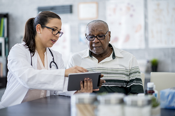We partner with the #CMS to enhance and modernize the systems that support our nation's #senior population. By supporting the #Medicare program, we help give older Americans the peace of mind and security they need and deserve. See our impact  #seniorcare