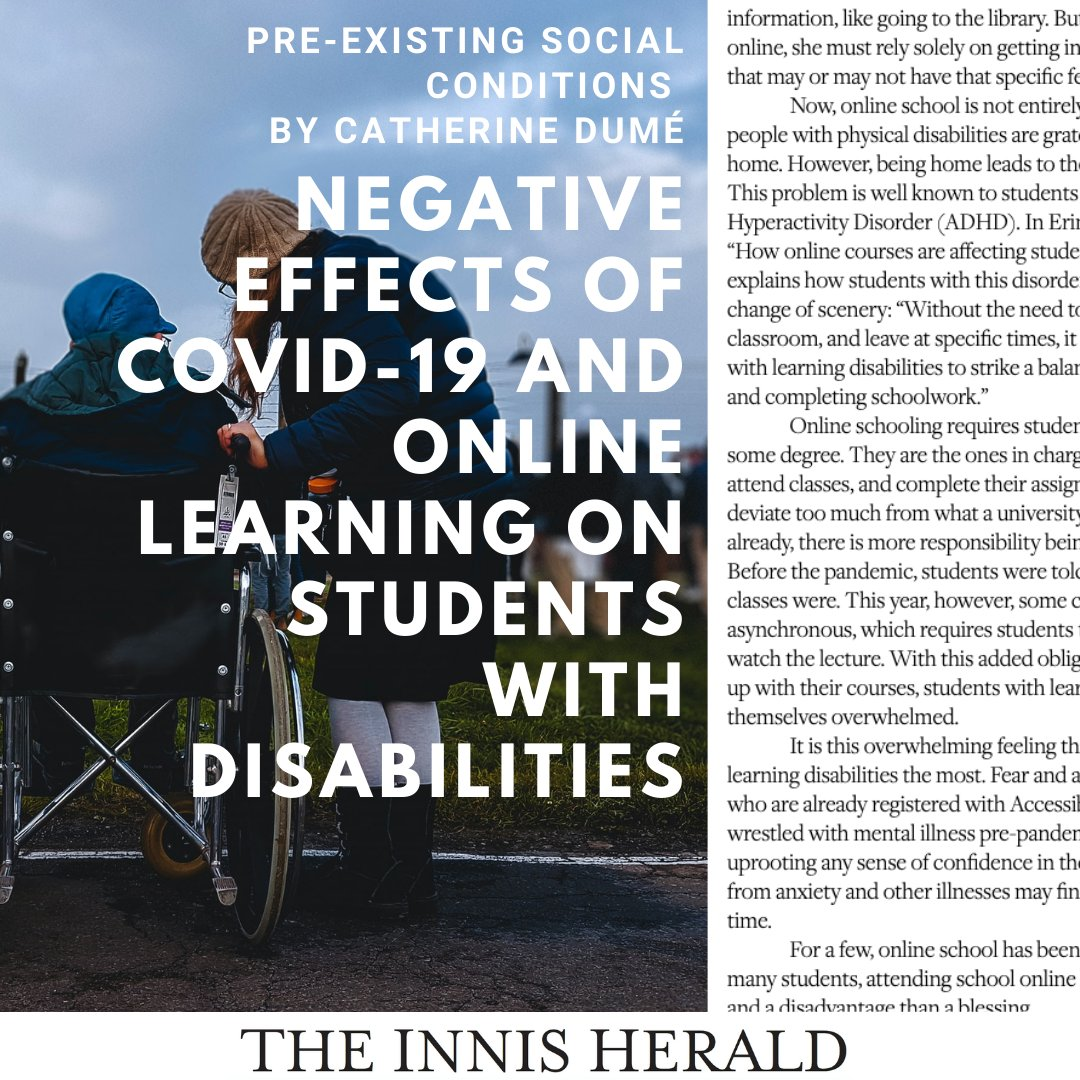 ‼️ INNIS HERLAD'S ARTICLE HIGHLIGHT 🗞✨  📣 Full article:   ............ #InnisCollege#InnisHerald#UofTStudentLife#UofT#UniversityofToronto#Toronto#News#Newspaper#TorontoLife#UofTNews#Journalism#Updates#TorontoUpdates#covid19#COVID