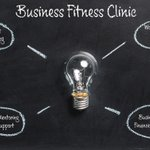 Image for the Tweet beginning: Our Business Fitness Clinic program