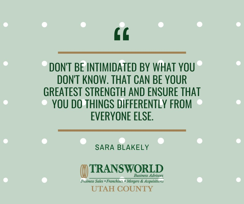 #mondaymotivation from a great business owner - be ready to always learn something new! #smallbusiness #welovesmallbusiness #buyabusiness #sellabusiness #entrepreneur
