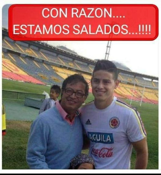 @GolCaracol FRACASO DE LA SELECCIÓN COLOMBIA :