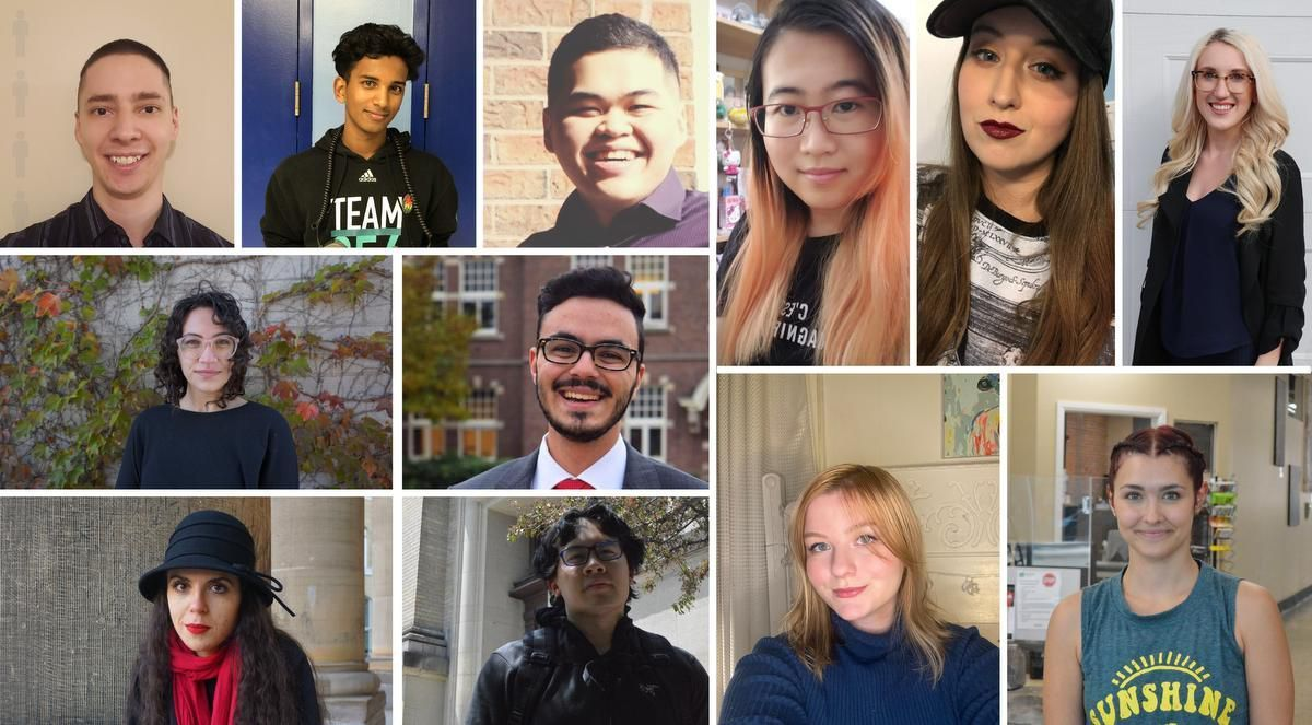 One in seven Ontario students in grades 7 to 12 say they harmed themselves on purpose in the past year. Today, the @TorontoStar and @Uoft_ijb launch Generation Distress — a series on youth mental health.  #UofT