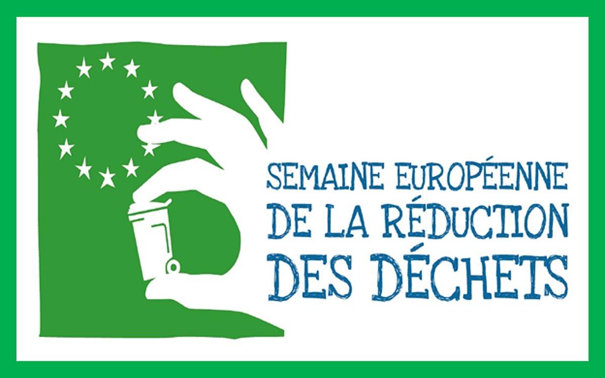 ♻️Jusqu'au 29 novembre, c'est la [Semaine Européenne de la Réduction des Déchets] #SERD2020 @ademe A cette occasion, l'agglo vous propose des conseils, des alternatives et des astuces pour réduire vos #déchets 👉 bit.ly/2J2Tw3R https://t.co/tQC8im1hKg