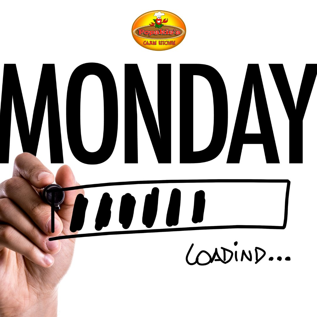 """We can either look Monday like this: """"Another Monday, boo"""" or """"It only comes once a week, so I will have an awesome day hehe"""" How will you make your Monday count, our friends? #cajunstyle #lovelife #mondaymotivation"""