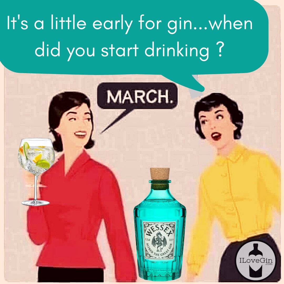 I think we can all relate! 😂🍸 @WessexGin https://t.co/xFt1W4VHU4