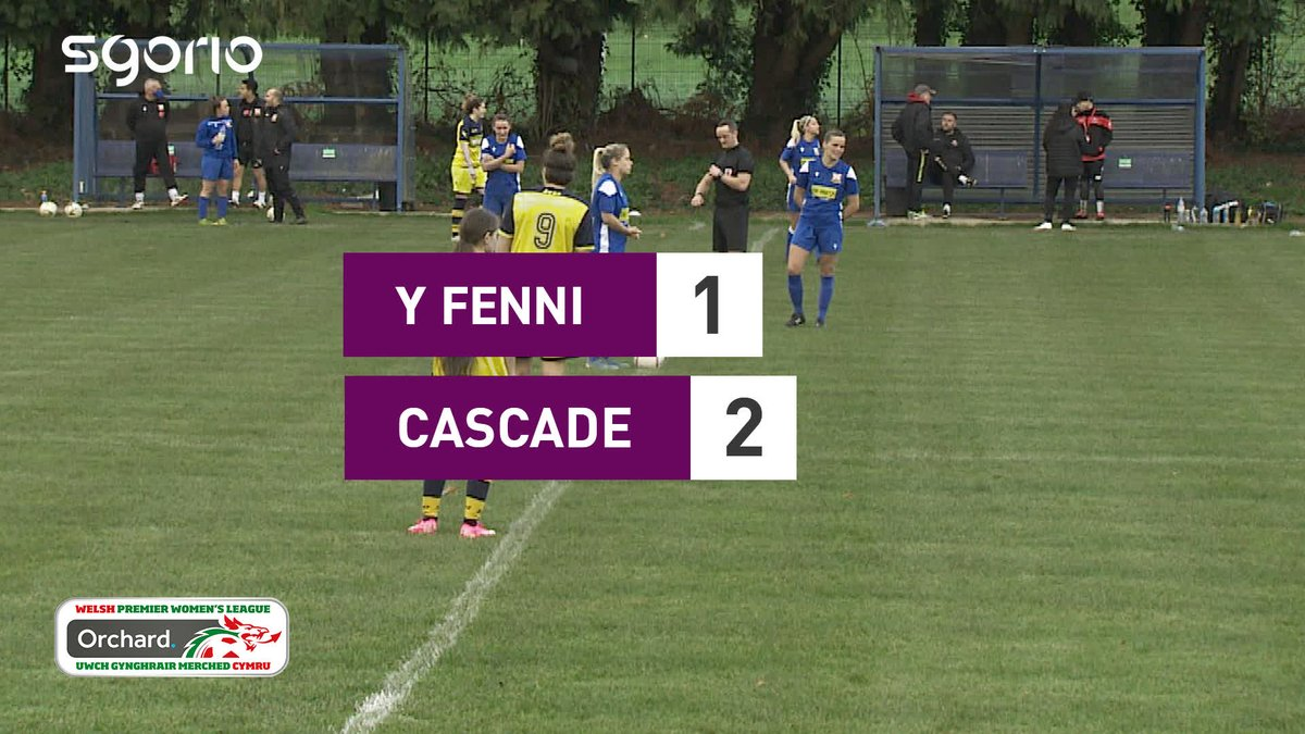 Image for the Tweet beginning: Uchafbwyntiau | Highlights  @AbergavennyWFC 1-2 @CascadeLadies