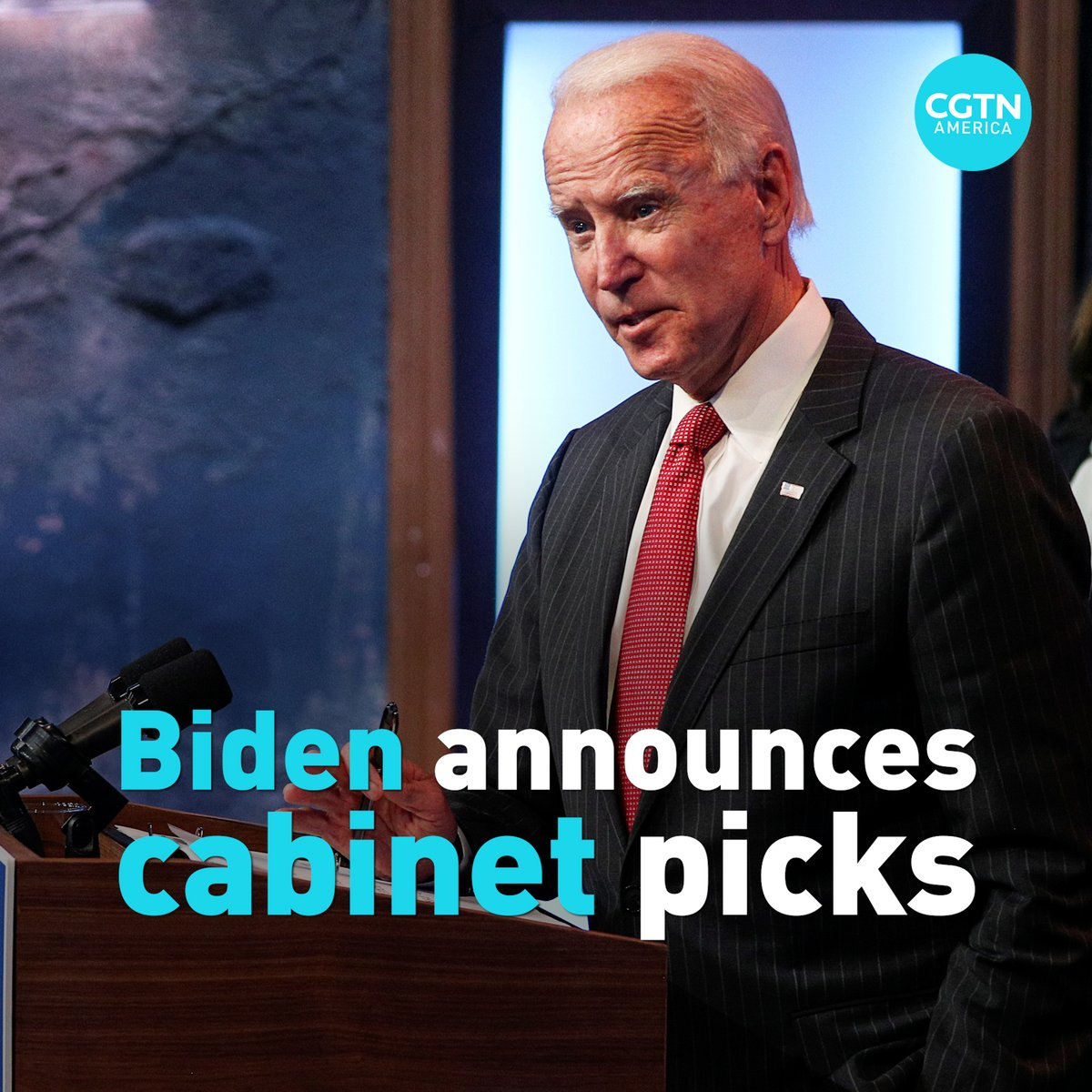 Joe Biden picked Cuban-American lawyer Alejandro Mayorkas to head the U.S. Department of Homeland Security, making it the first time a Latino or immigrant has led the agency. Former Sec. of State John Kerry to be Biden's climate czar and Antony Blinken to be secretary of state.