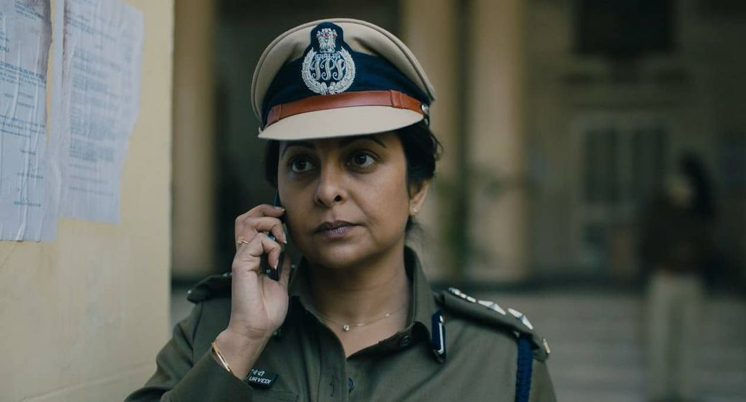 🔊 Delhi Crime has won the International Emmy for Best Drama Series 🔊  ❤️ Congratulations to the entire team ❤️  @ShefaliShah_ @RasikaDugal @_AdilHussain @rajeshtailang @RichieMehta @CastingChhabra @GoldenKaravan #SanyukthaChawlaShaikh @Yashaswini__ @IvanhoePictures https://t.co/eU1JISNOWM