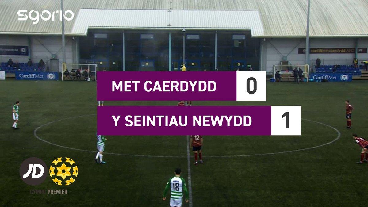 Image for the Tweet beginning: Uchafbwyntiau | Highlights  @CardiffMetFC 0-1 @tnsfc