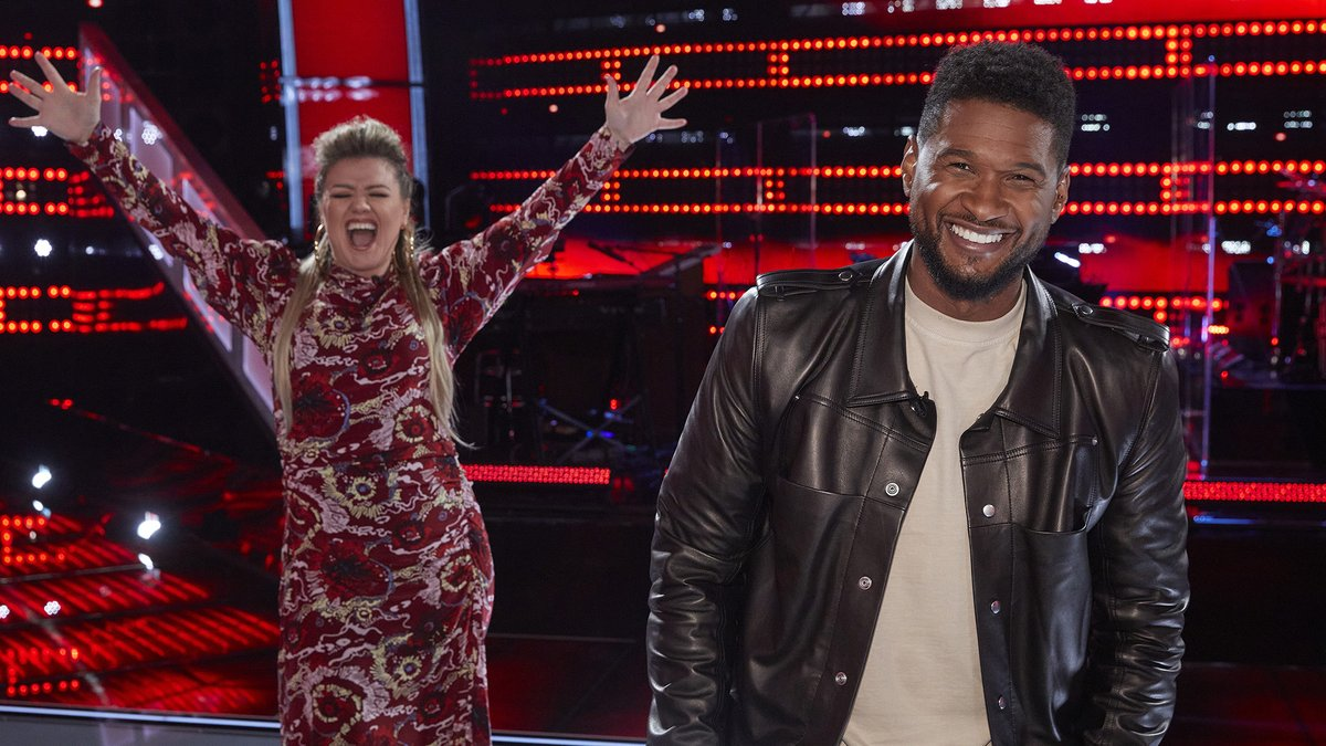 .@Usher always has the perfect words of wisdom. 🙌