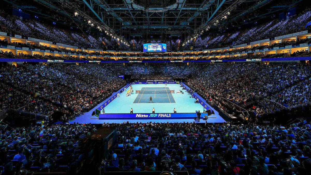 As the ATP bids farewell to The O2, tell us your favourite #NittoATPFinals moment from the last 12 years! ⬇️   (@DesaiDevang and Simon shared theirs on the pod this week: https://t.co/zPTu6iKHbM) https://t.co/YWGR8fSljv