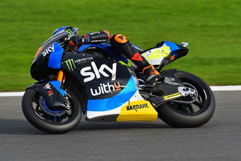 Luca Marini y Sam Lowes le demuestran a Enea Bastianini que tendrá que pelear por el título de Moto2 https://t.co/RJ2Dmdezx0 https://t.co/NAjKKI19nm