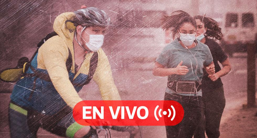 Coronavirus Perú EN VIVO | Cifras y noticias en el día 253 del estado de emergencia, hoy lunes 23 de noviembre - El Comercio Perú https://t.co/q8tc169gMM #Coronavirus #Covid19 #MinisteriodeSalud #Minsa #PilarMazzetti https://t.co/Cfwqs12ban