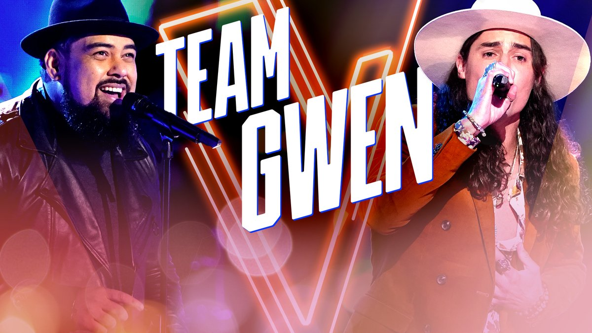 You can hear the pure emotion in @josephsoulmusic's voice. ❤️ #TeamGwen #VoiceKnockouts