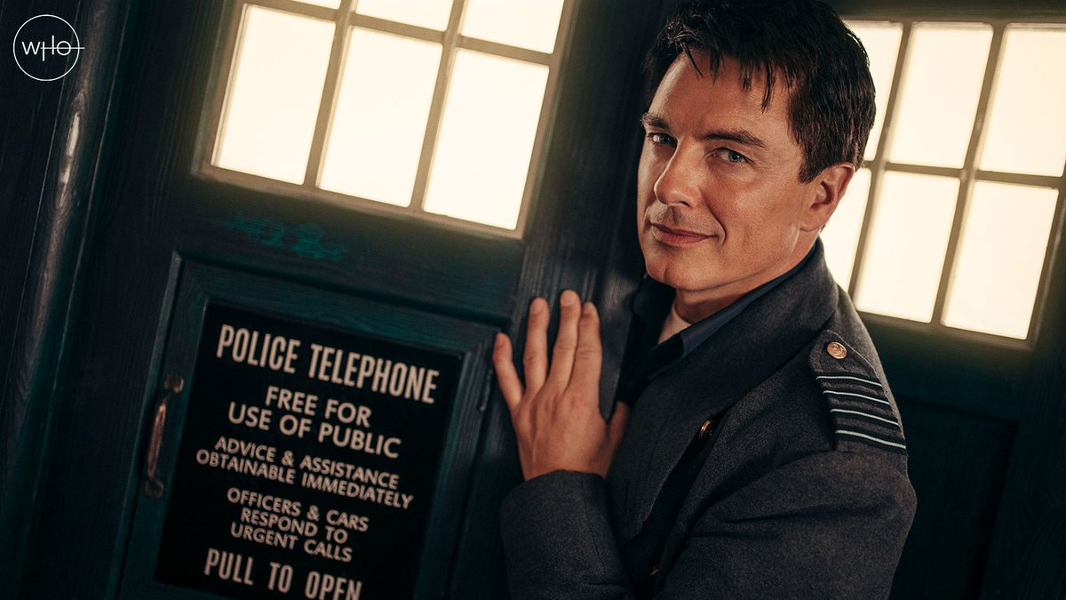 Captain Jack is back for Revolution of the Daleks! #JackIsBack  Read more about @johnbarrowman's return here: