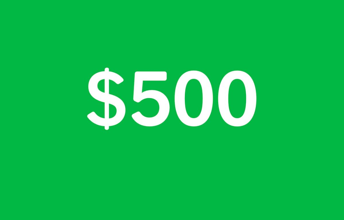 I made so much money in the market today I feel guilty keeping it all to myself.   $500 #CashApp Giveaway!   (1 ) Quote tweet (RT) with ur Cashtag & #KEEMSTAR & why u need $500  (2) Winner picked in 24hrs!