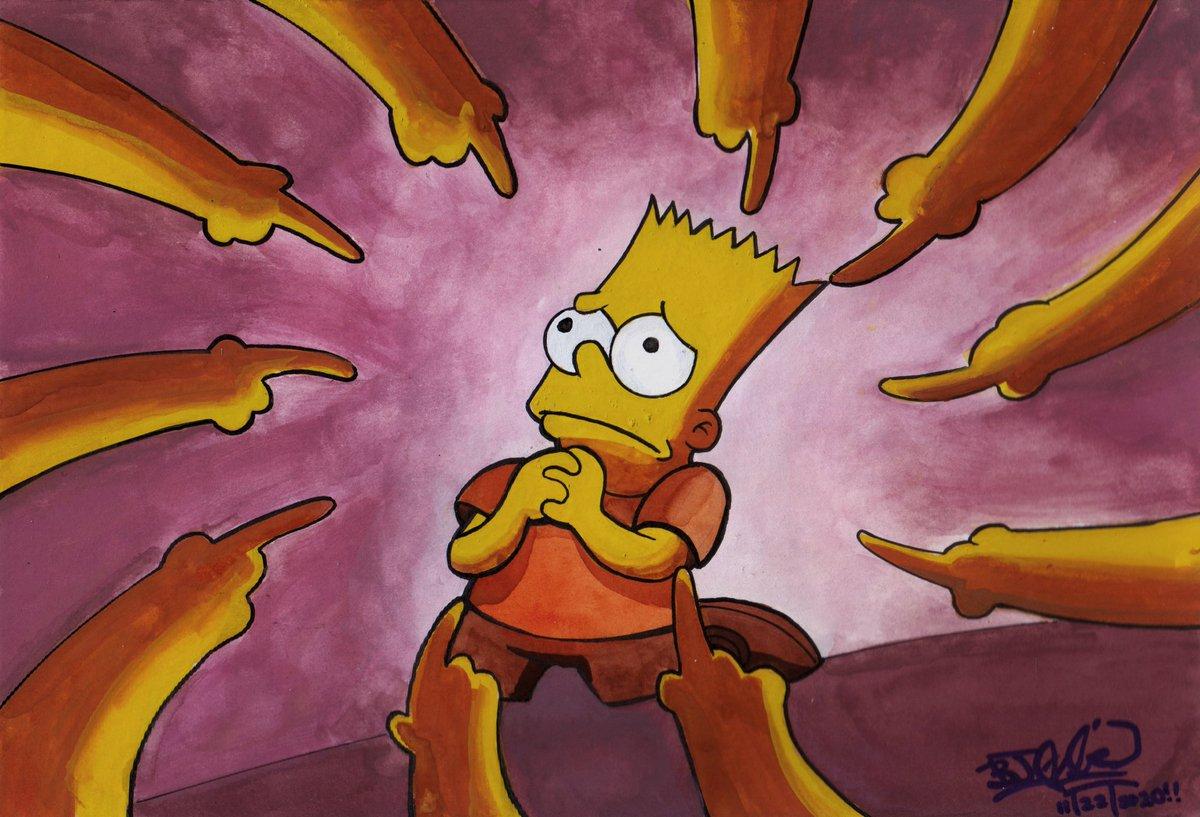 #Twitch vid:   #SimpsonsSunday #Simpsons #simpsonscharacters #simpsonsreferences #simpsonsfan #Thanksgiving #bartsimpson #simpsonsfanart #ArtistsOnTwitch #TwitchArtist #livestream #contentcreator #creativecommunity #MakeFriendsThroughArt @Twitch @tubatron
