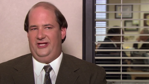 This guy Charles is very Kevin.