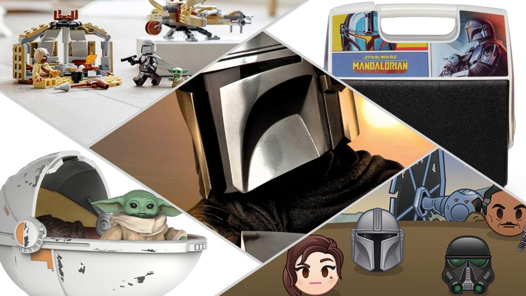 We continue our #MandoMondays coverage with new toys, books, and more from #TheMandalorian: strw.rs/6014HHl4G