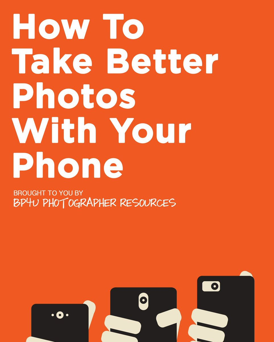 How To Take Better Photos With Your Phone https://t.co/JSQMzXMK9Q  #photography #photographer #photoediting #photoshop #lightroom #guides #courses #addons https://t.co/vAajW4ldk9