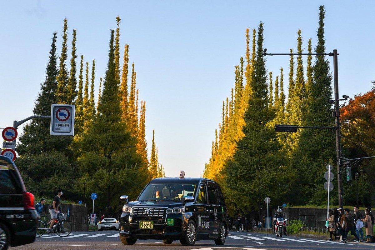 @upwordrise @up_photo_theme ベストショット企画 『  #車  』  何故かタクシーを撮ってしまう😅  #photography #ファインダー越しの私の世界 #写真好きな人と繋がりたい #車 #tokyo https://t.co/95FI0gBVJM