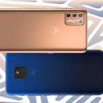 Image for the Tweet beginning: Motorola releases Android 10 kernel