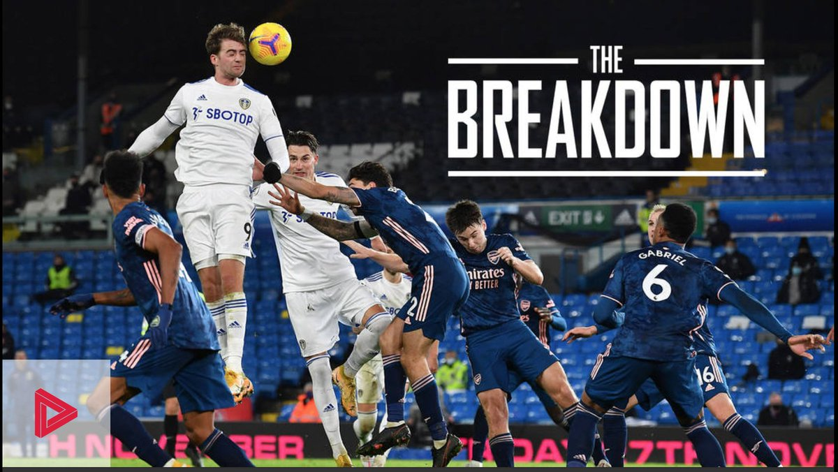 Here's Arsenal's performance at Leeds United dissected in The Breakdown.