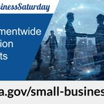 The federal government is looking for small businesses who specialize in IT products and services. Governmentwide Acquisition Contracts (called GWACs) are an avenue into that business. Learn more for #SmallBusinessSaturday: https://t.co/vVW9Mk6xLb @SBAGov @GSAOSDBU #ShopSmall
