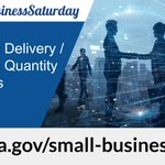 Explore indefinite delivery/indefinite quantity contracts, often used for service, IT, and architect-engineering services, for #SmallBusinessSaturday: https://t.co/vVW9Mk6xLb @SBAGov @GSAOSDBU #ShopSmall