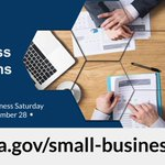 Wondering how your #smallbusiness can get started selling to the federal government? GSA's Office of Small & Disadvantaged Business Utilization is here to help you explore the first steps to becoming a GSA vendor: https://t.co/ne5M9Lq2jb #SmallBusinessSaturday @SBAGov @GSAOSDBU